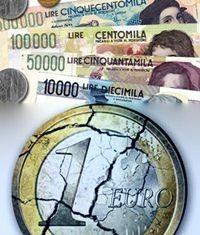 L'Euro affonda. La lira sarebbe andata meglio