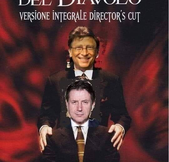 Un pericoloso mitomane abusivo si è impadronito dell'Italia